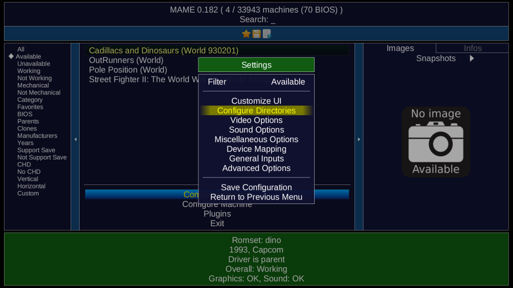 How to install and use MAME on Linux (debian)   Ertugrul Harman's
